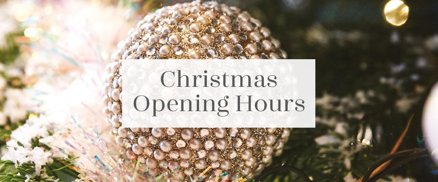 Christmas Opening Hours.Elysian Brows Christmas Opening Hours