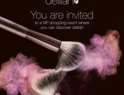 Exclusive 1 to 1 One Hour Delilah Make-Up Lesson and Application